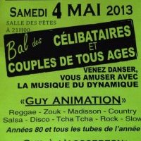 Affiche Guy Animation Vibrac 4 mai 2013
