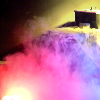 Effet machine à brouillar lourd - ADJ Mister Kool - Low fog machine